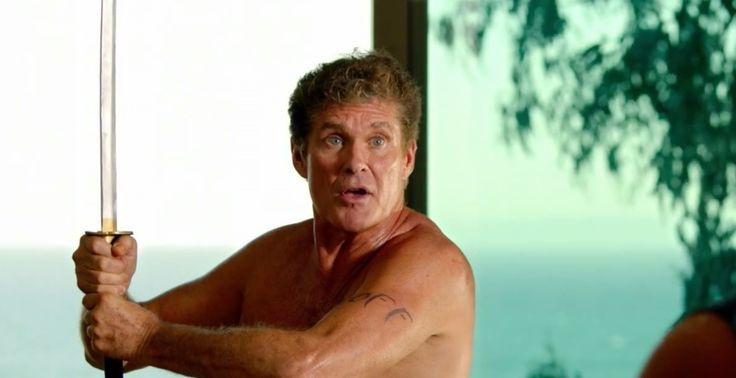 Ken Jeong is Killing Hasselhoff in new trailer | Live for Films