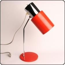 TYP 1636 Desk Lamp by Unknown Designer for Napako