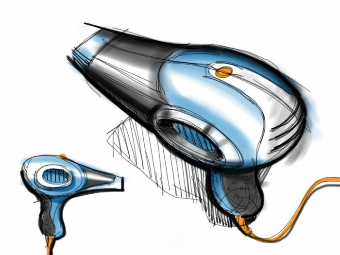 hair dryer and shavers