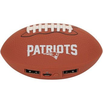 New England Patriots Football Cell Phone Charger
