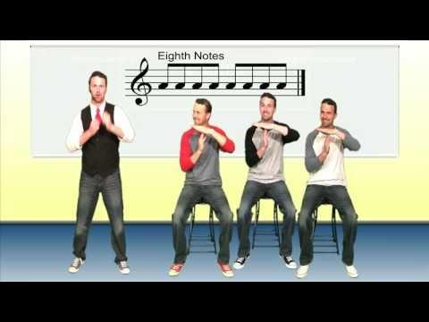 Video for teaching rhythm: Teaching Kids Music Note, Note Values, Crazy Videos Music, Teaching Music Note, Music Teaching Ideas, Music Lessons For Kids, Teaching Music To Kids, Rhythm Lessons, 1St Grade Music Lessons