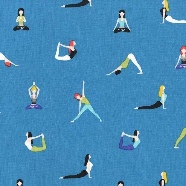 Michael Miller - Good Postures - Sew Scrumptious Fabrics