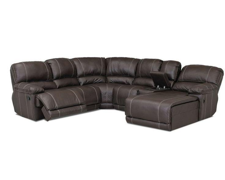 Klaussner Living Room Derek Sectionals