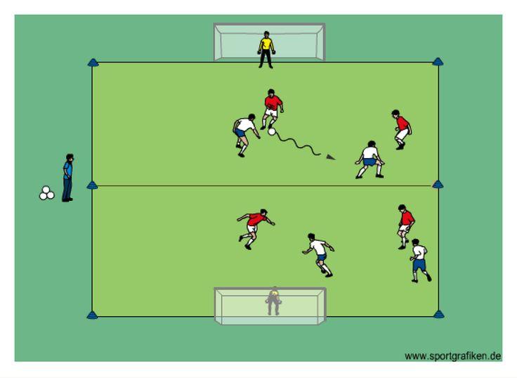http://www.top-soccer-drills.com/2v2-each-half.html # ...