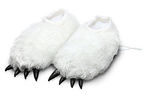 Retro Gadgets Yeti usb Footwarmers Now keep your footsies nice and warm with these Yeti acquired slippers.