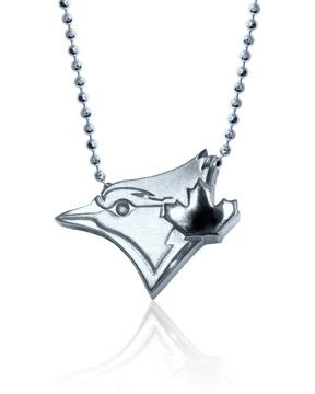 Toronto Blue Jays necklace. I want this so much!!