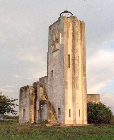 Farol de NZeto, Angola