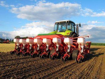 В Туркменистане продолжается посевная кампания http://www.agroxxi.ru/mirovye-agronovosti/v-turkmenistane-prodolzhaetsja-posevnaja-kampanija.html  На сегодняшний день сев пшеницы уже произведен на площади в 316 тысяч 303 гектара, передает информационный портал Туркменистана