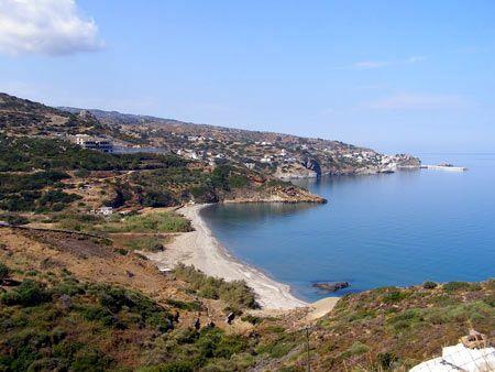 Greece Is Ikaria...Kyparissi Beach!
