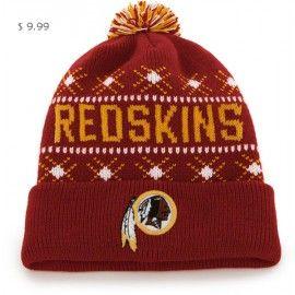 Buy Wholesale NFL Knit Hats Washington Redskins Cheap Beanies WRKH02