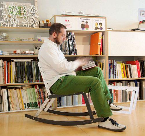 Mobilier mécano Redo-Me - Blog Esprit Design #furniture #DIY #mobilier