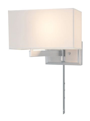 Swing Arm Wall Light Kitchen : 886 best images about Lighting on Pinterest Chandelier lighting, Light walls and Outdoor lighting