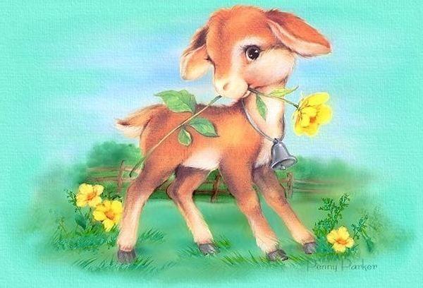 Penny Parker Animals | милые открытки)))). Комментарии : LiveInternet ...