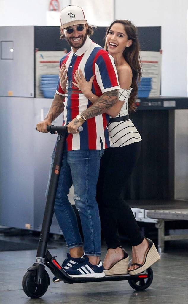 foto de Maluma & Natalia Barulich: The Big Picture: Today's Hot Photos Maluma Ropa de moda hombre