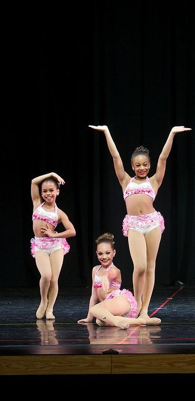 Asia, Maddie and Nia