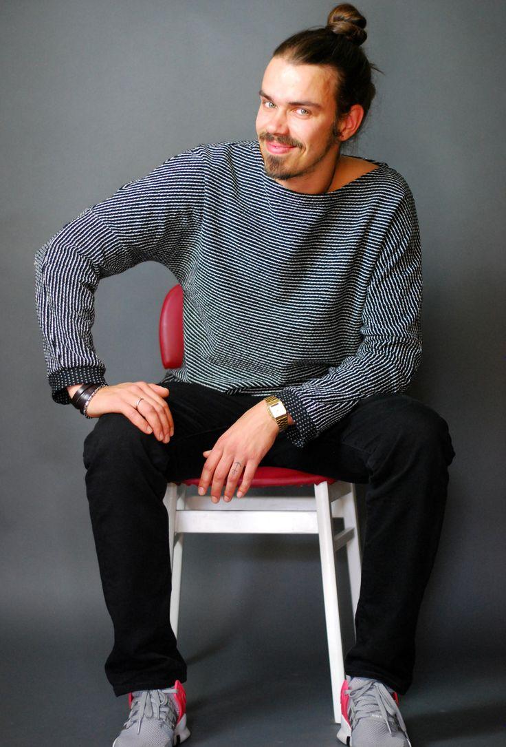 15 besten Männer Sweatshirt Bilder auf Pinterest | Schnittmuster ...