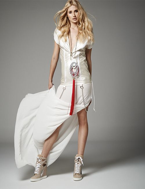 SABA Bag/Dress  Necklace MARIA MASTORI FOR 180DEGREES
