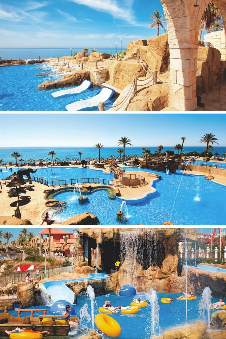 Water park that was just across from our hotel right on sea front.. Really was lovely... Want to go back