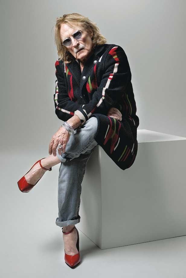 Christophe, chanteur - Marie Claire