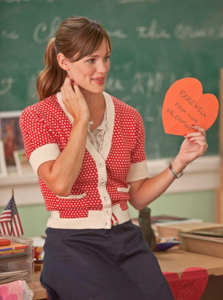 Jennifer Garner in Valentine's Day | Look-of-the-Day ...