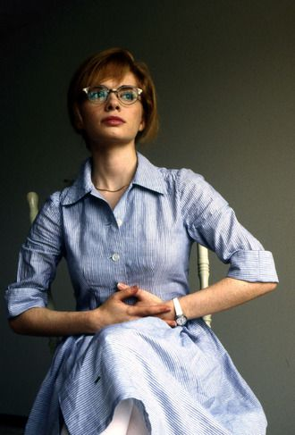 Adrienne Shelly in Trust. One of my favorites.