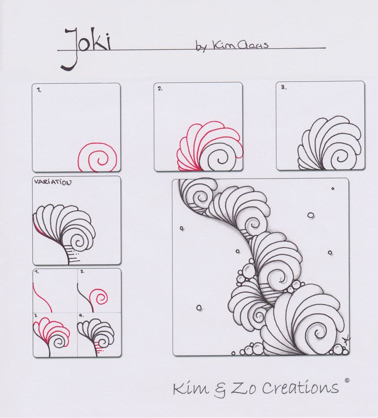 Zentangle Archives - Page 4 of 10 - Crafting DIY Center