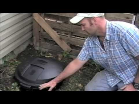 How to make your own dog poop composter/septic system. stores.ebay.ca/THESEEDHOUSE