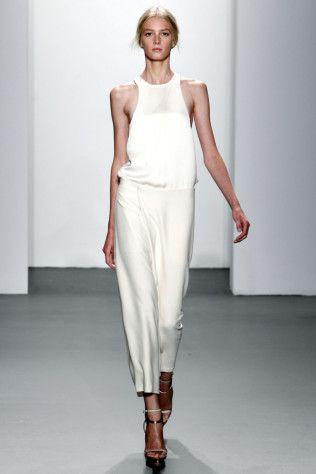 calvin klein s/s 11 , minimalism fashion
