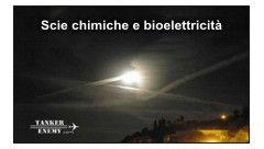 Scie chimiche e bioelettricità