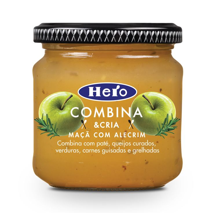 Gama Hero Combina & Cria  #packaging #design #food #jams #imagination #newfood #chef #gourmet