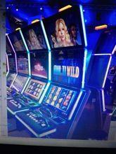Que Funcionan Con monedas de Juego de Arcade Máquina Tragaperras del Casino en Venta Equipo de la Diversión