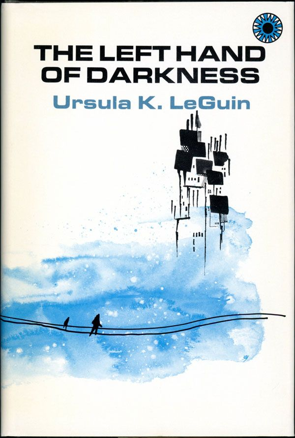 THE LEFT HAND OF DARKNESS by Ursula K. Le Guin on John W. Knott, Jr., Bookseller, ABAA