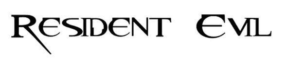 Resident-Evil-font