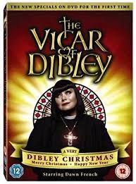Merry Christmas Vicar of Dibley