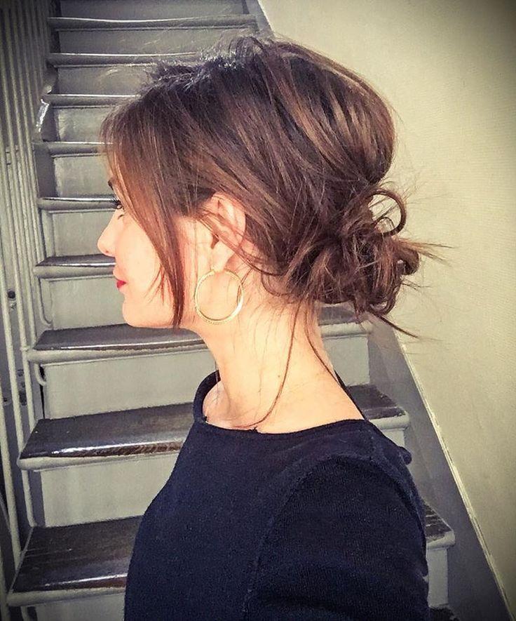 Le fouillis du début de semaine 🙋🏼 fait sur les cheveux naturels, si lisse …