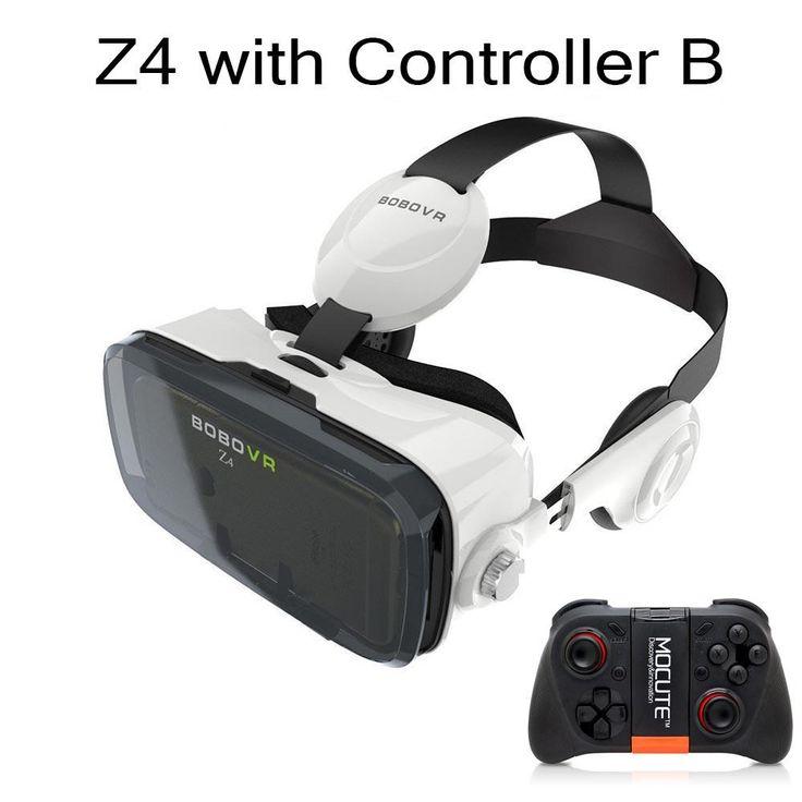 Bobovr Z4 mini vr box 2.0 3d vr glasses virtual reality gafas goggles google cardboard Original bobo vr headset For smartphone