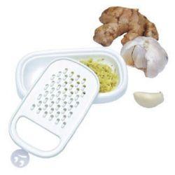 The Kitchen Necessary Ginger, Garlic Plane Grinding Machine Potatoes Silk Mill Peeler