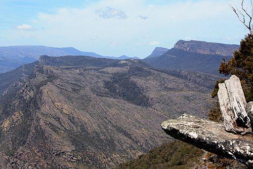 Serra Range & Baroka Lookout, Australia.