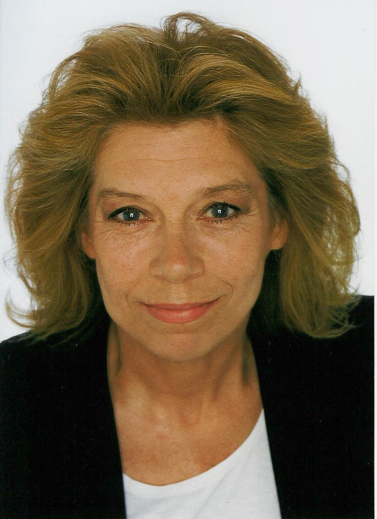 Evelyn Hamann (August 6, 1942 - October 29, 2007) German actress (she o.a. played in 'Die Schwarzwaldklinik').