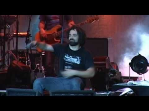 Counting Crows - Omaha live Triple Play Summer Tour 2007