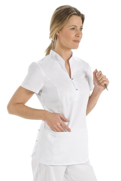 Sanidad, chaqueta sanitaria, vestuario laboral, ropa de trabajo, ropa profesional www.dyneke.com