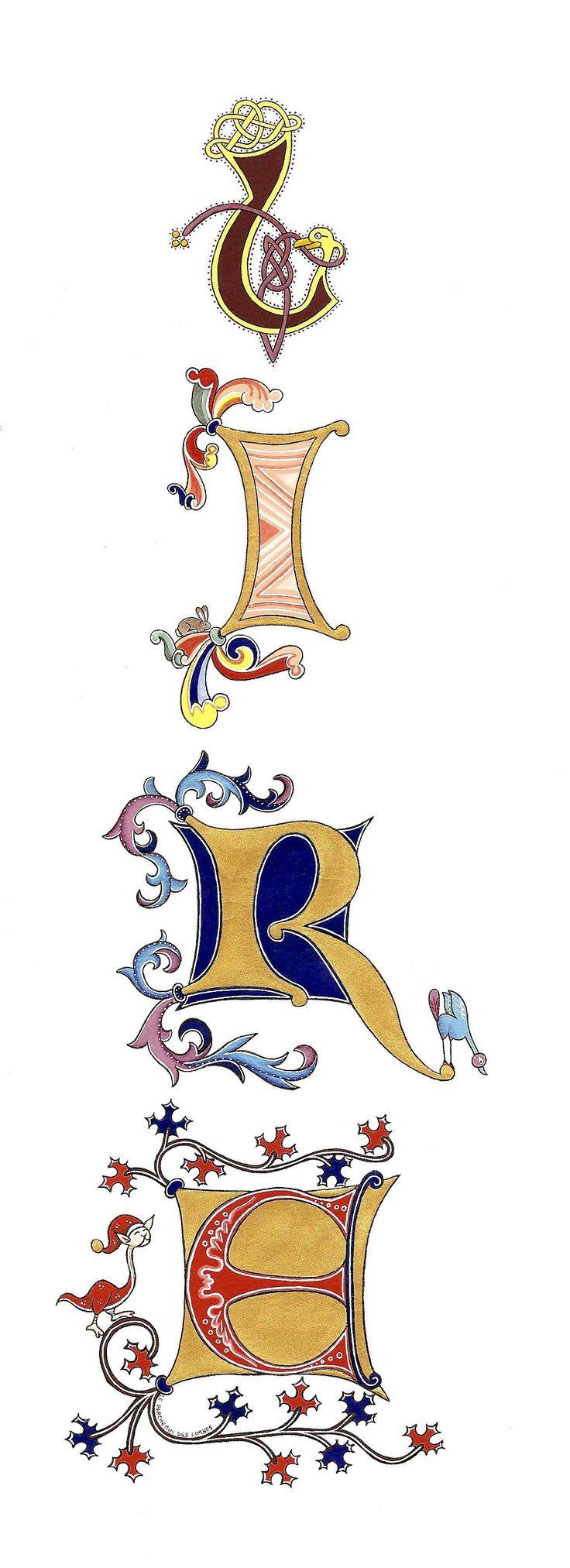 <i>Création de styles Celte, Roman et Gothique <br clear=all /> - Support papier -</i>