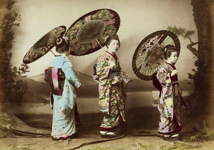 History of the Geisha