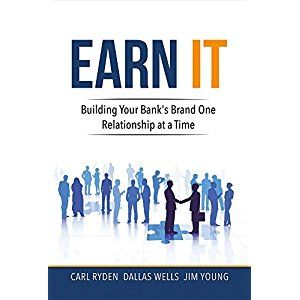 #BookReview of #EarnIt from #ReadersFavorite - https://readersfavorite.com/book-review/earn-it  Reviewed by Arya Fomonyuy for Readers' Favorite  Earn It: Building Your Bank's Brand One Relationship at a Time by Carl Ryden, Dallas Wells and Jim Young is a compelling book for bankers and those who are interested in running a financial business that involves lending or other banking services. What is the secret of surviving the cut-throat competition of this contemporary age as a banker? What…