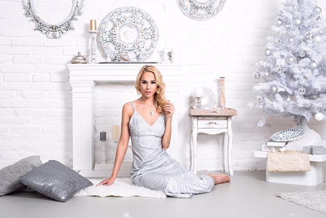 Silver Wedding Dress!   #wedding #dress #silver #kefashion