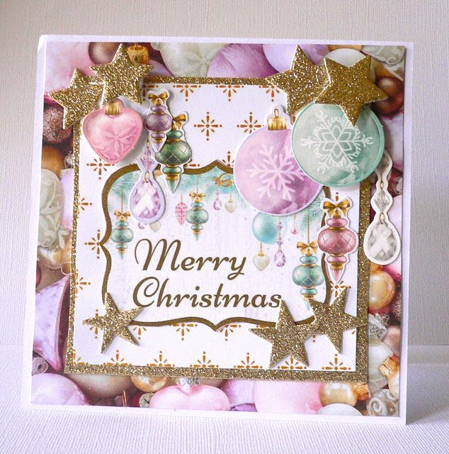 ADRIANA BOLZON ** AB INSPIRATIONS: Christmas Wishes - Kaisercraft