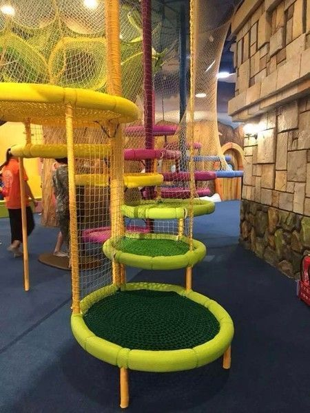 Check Out An Indoor Play Place