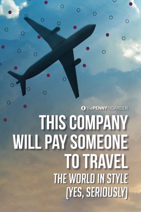 Want to get paid to travel the world? You need to enter this contest right now. The winner gets a three-month trip to stay in luxurious locales.