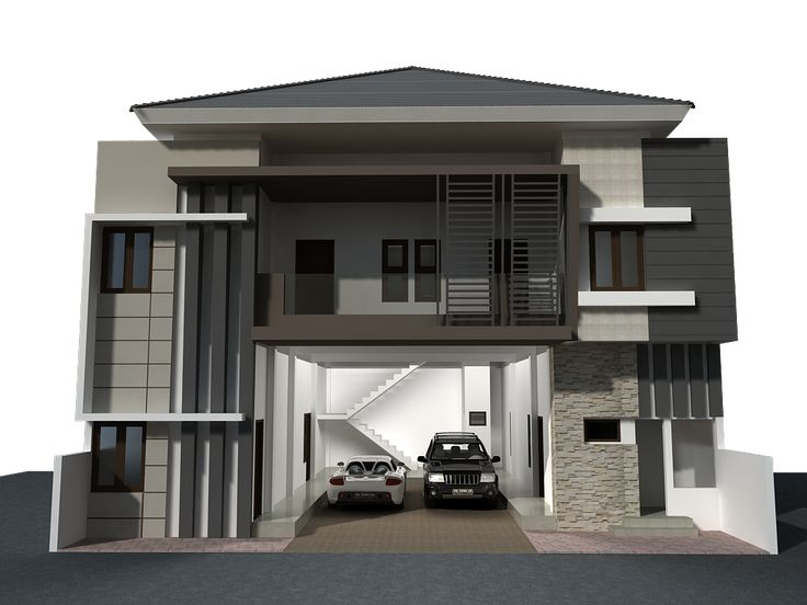 Design rumah kost sederhana keren next goals pinterest for 3d home exterior design tool download