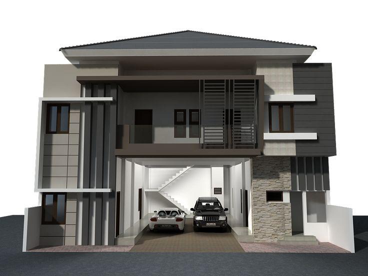 design rumah kost sederhana keren  next goals  House